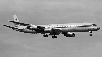 N45090 - Douglas DC-8-61 - National Airlines