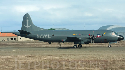 404 - Lockheed P-3A Orion - Chile - Navy