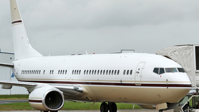 A picture of N371BC - Boeing 7378EF(BBJ2) - [32971] - © M. Azizul Islam