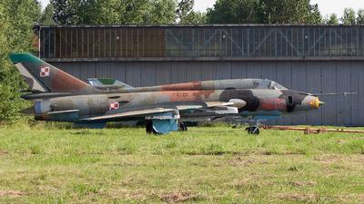 4605 - Sukhoi Su-22M4 Fitter K - Poland - Air Force