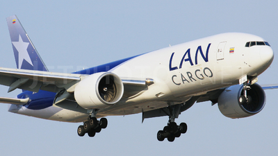 N776LA - Boeing 777-F16 - LAN Cargo Colombia