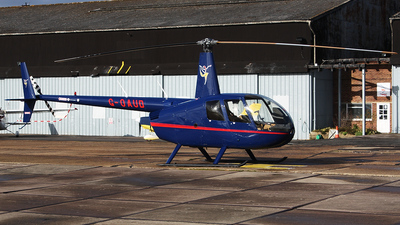 A picture of GOAUD - Robinson R44 Raven I - [1467] - © n94504