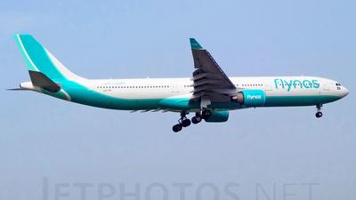 CS-TRI - Airbus A330-322 - Flynas (HiFly)