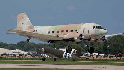 N150D - Douglas C-47B Skytrain - Ozark Airlines Museum