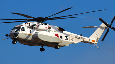 8631 - Sikorsky MH-53E Sea Dragon - Japan - Maritime Self Defence Force (JMSDF)