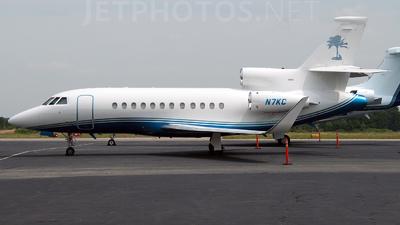 N7KC - Dassault Falcon 900EX - Private