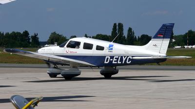 D-ELYC - Piper PA-28-181 Archer III - FMG - FlightTraining
