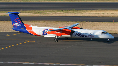 N437QX - Bombardier Dash 8-Q402 - Alaska Airlines (Horizon Air)