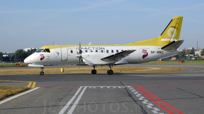 SP-MRC - Saab 340A - Jetisfaction (SkyTaxi)