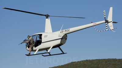 ZS-ROZ - Robinson R44 Raven II - Private