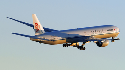 B-2088 - Boeing 777-39LER - Air China