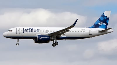 F-WWDP - Airbus A320-232 - jetBlue Airways