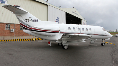 ZS-MNU - Raytheon Hawker 800XP - Ultimate Air