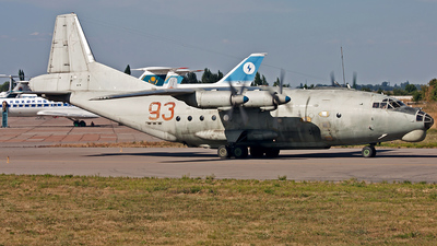 93 - Antonov An-12 - Kazakhstan - Air Force
