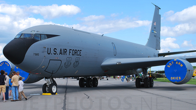 63-7985 - Boeing KC-135R Stratotanker - United States - US Air Force (USAF)