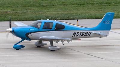 A picture of N519BR - Cirrus SR22 - [3948] - © Felipe Garcia