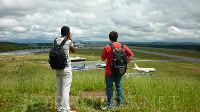 SBCF - Airport - Spotting Location