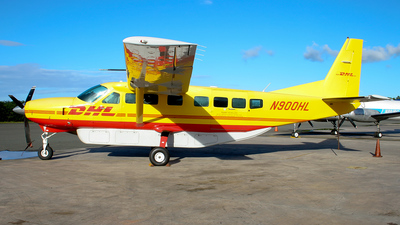 N900HL - Cessna 208B Grand Caravan - DHL (Air St. Kitts & Nevis)