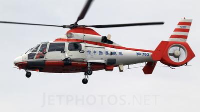 NA-103 - Aérospatiale SA 365N Dauphin 2 - Taiwan - National Airborne Service Corps (NASC)