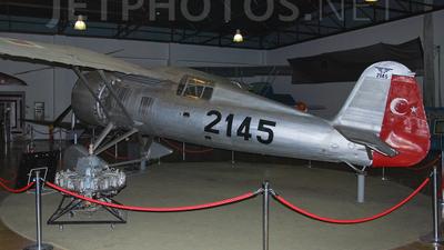 2145 - PZL P.24G - Turkey - Air Force