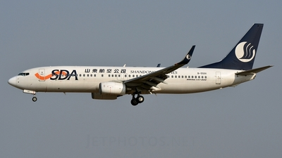 B-5591 - Boeing 737-8HX - Shandong Airlines