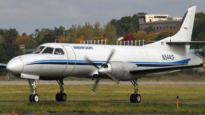 A picture of N544UP - Fairchild Swearingen Metroliner - Ameriflight - © HA-KLS