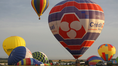 F-GLIL - Llopis Balloons MA35 - Private