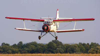 UR-BMIA - Antonov An-2 - Ukraine - Association for the Support of the Defence (TSOU)