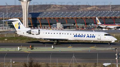 F-GRZA - Bombardier CRJ-701 - Air France (Brit Air)
