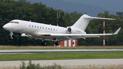 M-SEAS - Bombardier BD-700-1A11 Global 5000 - Jana Aviation