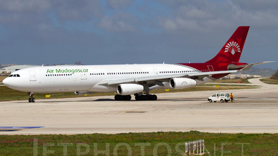TF-EAB - Airbus A340-313X - Air Madagascar (Air Atlanta Icelandic)