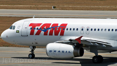 PR-MAX - Airbus A320-232 - TAM Linhas Aéreas