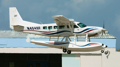 N404SF - Cessna 208 Caravan - SeaFlight Virgin Islands