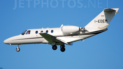I-EDEM - Cessna 525 CitationJet 1 - Eurojet Italia