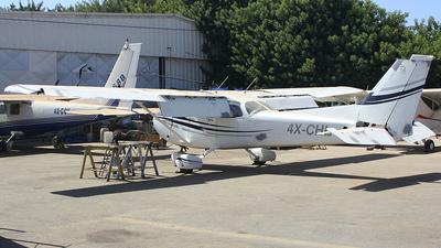 4X-CHL - Cessna 172P Thunder Hawk 180HP - Private