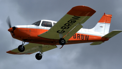 G-BRBW - Piper PA-28-140 Cherokee Cruiser - Private