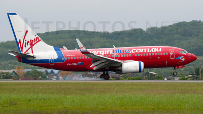 VH-VBU - Boeing 737-76Q - Virgin Blue Airlines