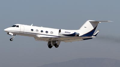 N556AF - Gulfstream G-III - Private