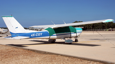 4X-CGY - Cessna 177B Cardinal - Private