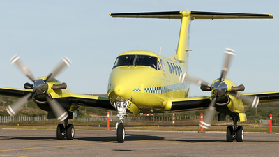 LN-LTB - Beechcraft B200 Super King Air - Lufttransport