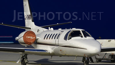 CS-DHB - Cessna 550B Citation Bravo - NetJets Europe