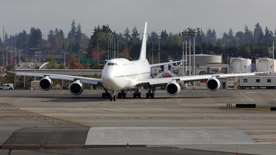 N5020K - Boeing 747-8Z5(BBJ) - Boeing Company