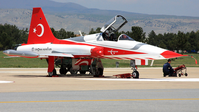 70-3058 - Canadair NF-5A-2000 Freedom Fighter - Turkey - Air Force
