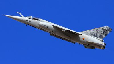 C.14-56 - Dassault Mirage F1M - Spain - Air Force