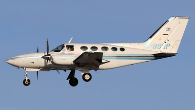 A picture of N789RP - Cessna 421C Golden Eagle - [421C0009] - © Barry Shipley