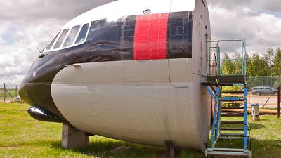 G-APES - Vickers 953C Merchantman - Air Bridge Carriers