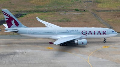 A7-ACH - Airbus A330-203 - Qatar Airways