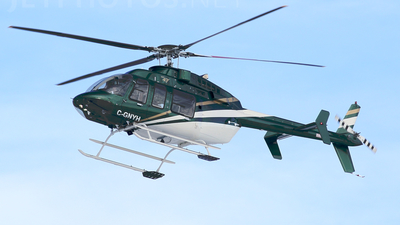 C-GNYH - Bell 407 - Eagle Copters