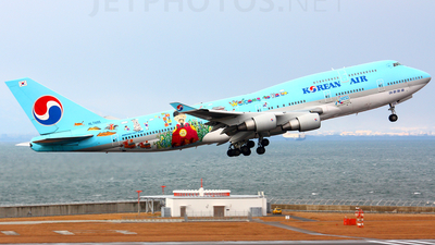 HL7495 - Boeing 747-4B5 - Korean Air