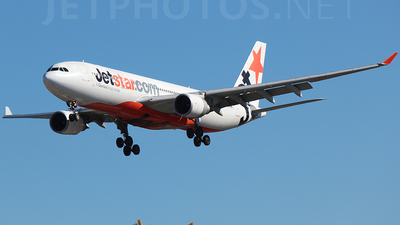 VH-EBC - Airbus A330-202 - Jetstar Airways